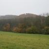 Der Schlossberg von Norden gesehen.