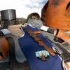 Komplette Ausrüstung eines Ritters, ca. 30 kg schwer