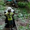 Bogenschießen im Burggraben