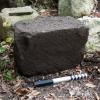 Werkstein aus Sandstein