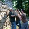 Ruinenpflege Workshops 2015