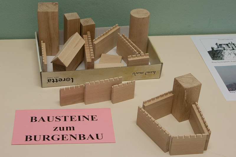 Workshop: Burgbaukasten!