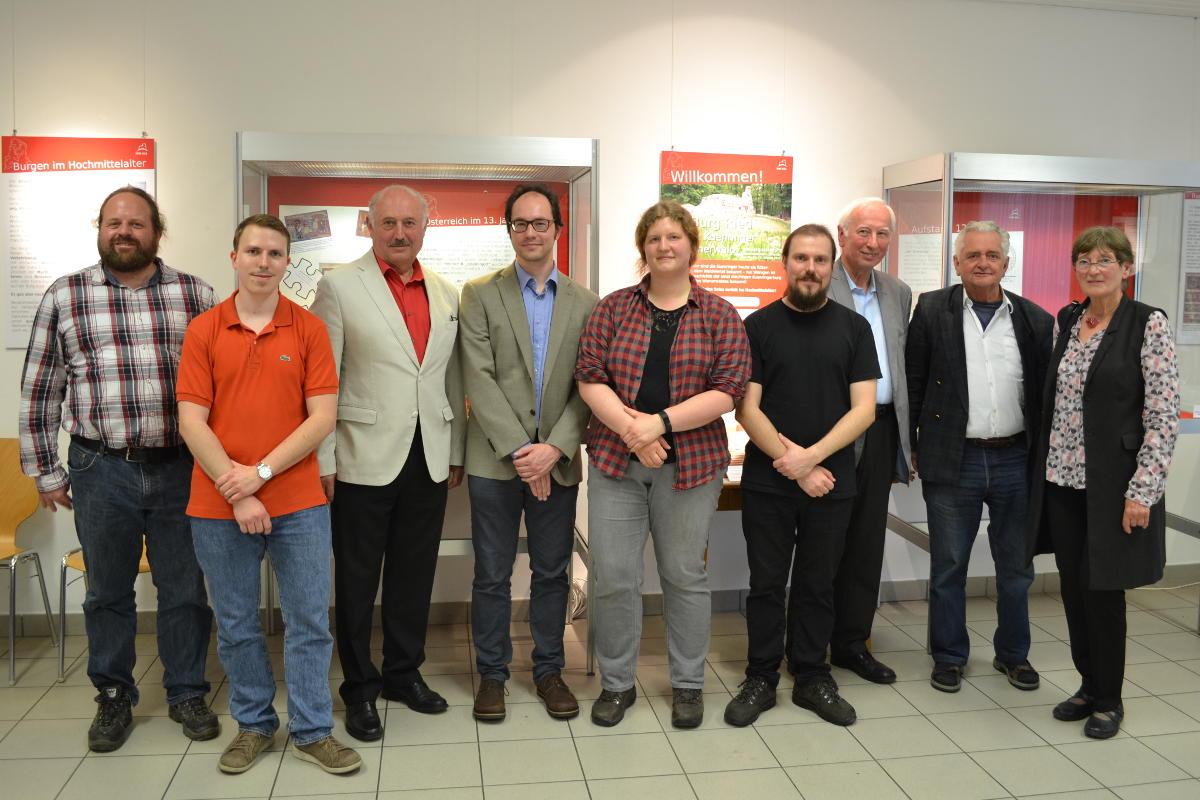Eröffnung der Sonderausstellung im Wienerwaldmuseum Eichgraben,  Foto: Stoiser