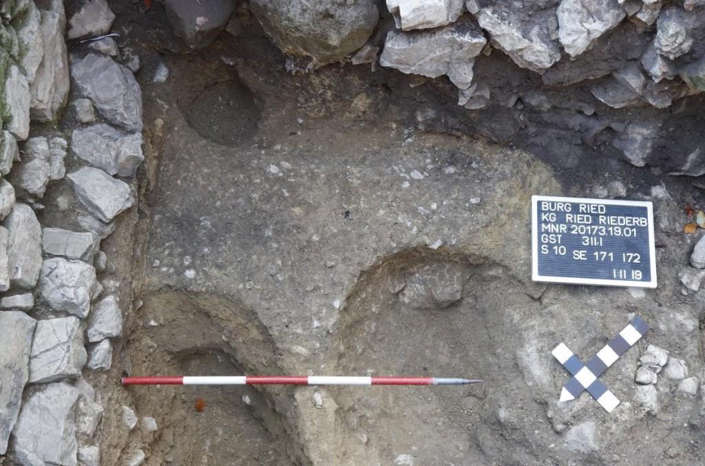 Archäologische Grabung 2019