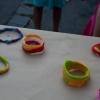 Filzen von Armbändern