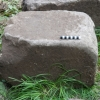 Detail, Werkstein aus Sandstein